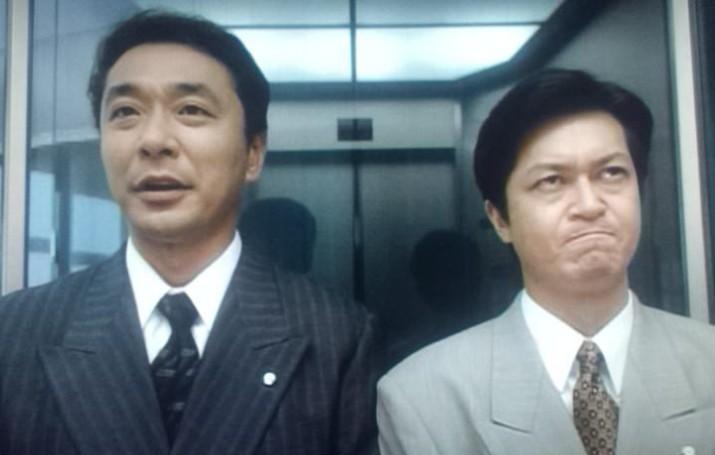 「高橋克実 ショムニ」の画像検索結果